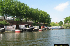 2005-07-21 The Regents Canal, Camden Town, London.  (15)089