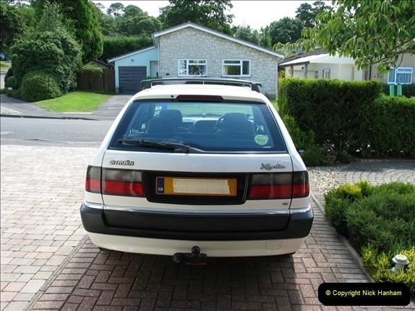 2007-08-08 Citroen Xantia Estate Car (11)0641