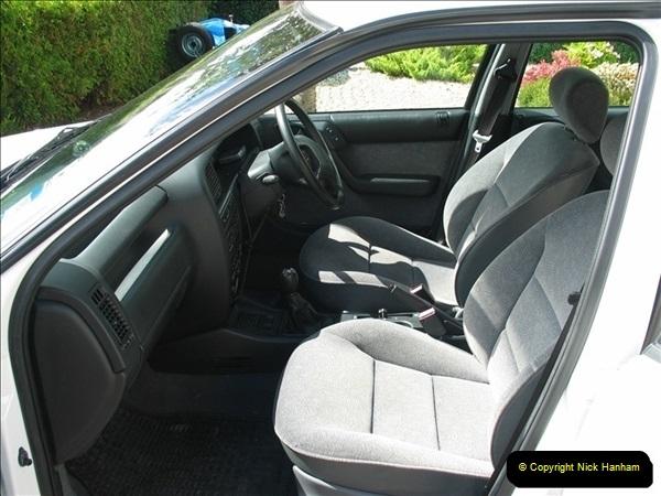 2007-08-08 Citroen Xantia Estate Car (16)0646