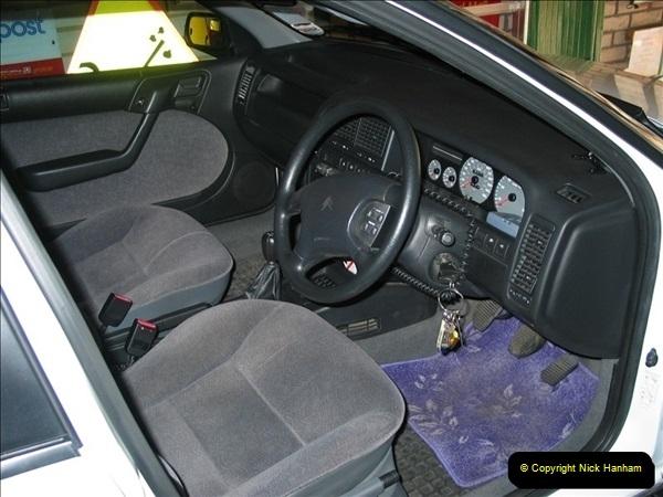 2007-08-08 Citroen Xantia Estate Car (20)0650