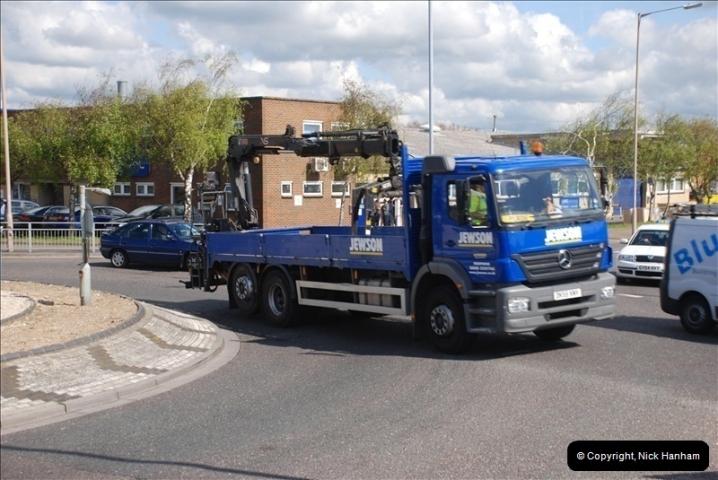 2010-05-10 to 14 Sussex Lorries (7)395