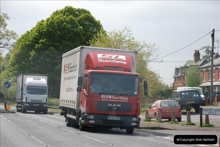 2010-05-19 Hampshire Lorries.  (19)429
