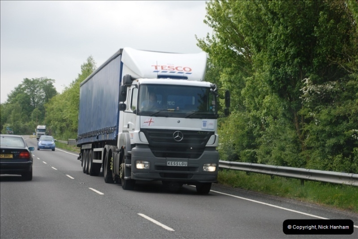 2010-05-19 Hampshire Lorries.  (21)431