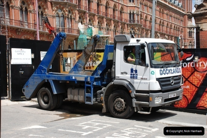 2010-06-17 London Lorries.  (7)448