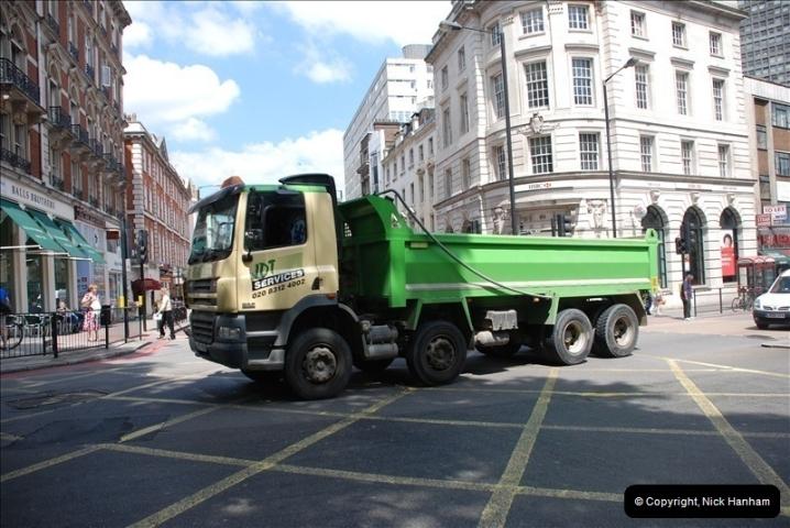 2010-06-17 London Lorries.  (8)449