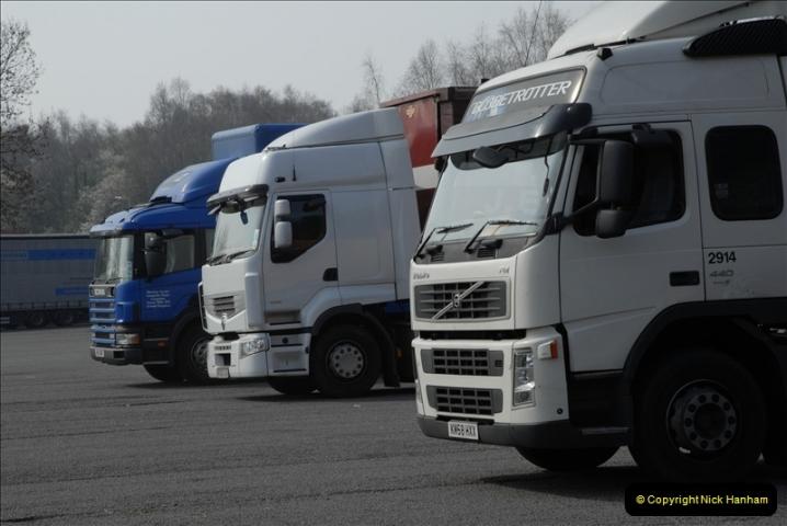 2011-03-24. M27 Services @ Rownhams, Hampshire.  (4)034