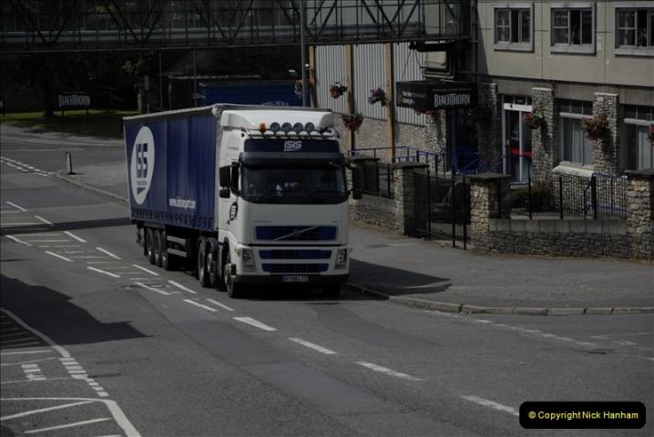 2011-07-07 Shepton Mallet, Somerset.  (4)071