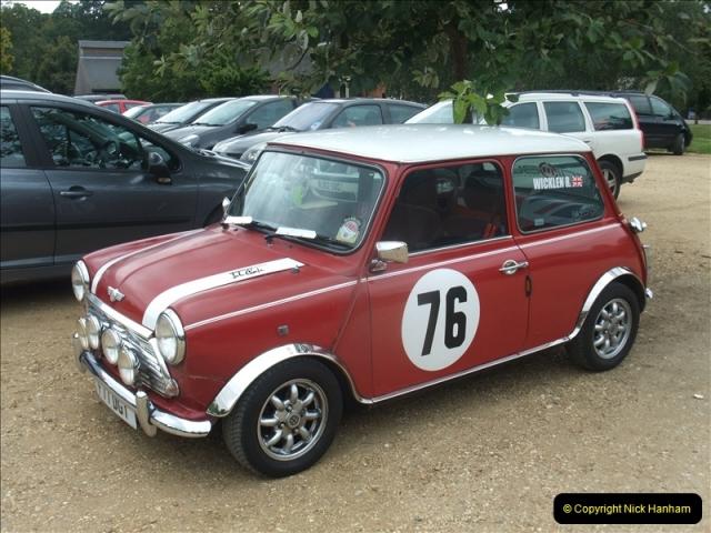2011-07-24 Mini Cooper @ Exbury Gardens, Hampshire.  (1)088