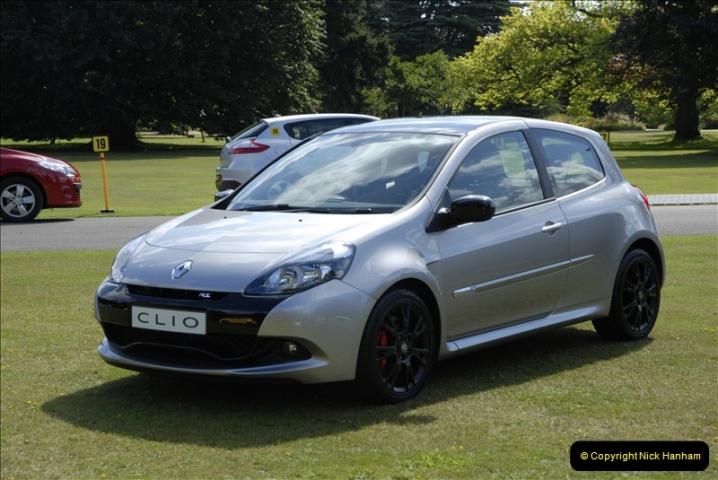 2011-07-24 Renault Cars Event @ Exbury Gardens, Hampshire.  (18)110