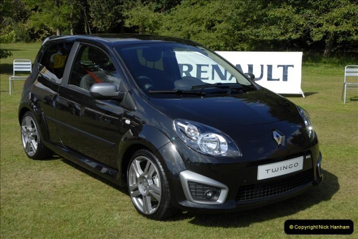 2011-07-24 Renault Cars Event @ Exbury Gardens, Hampshire.  (19)111