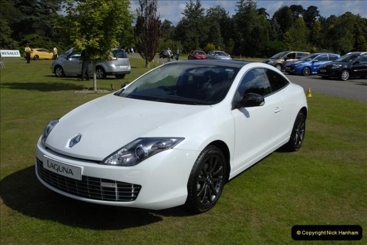 2011-07-24 Renault Cars Event @ Exbury Gardens, Hampshire.  (20)112