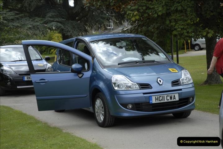 2011-07-24 Renault Cars Event @ Exbury Gardens, Hampshire.  (24)116