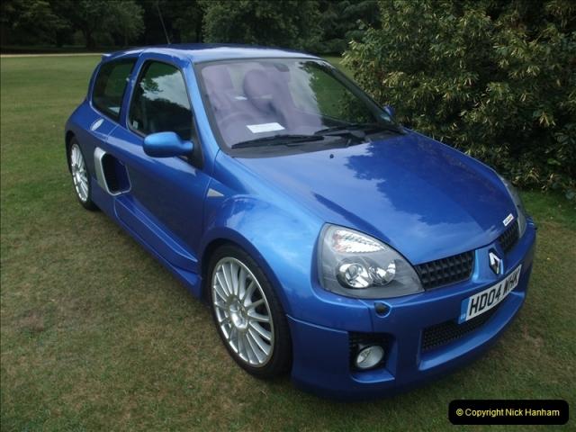 2011-07-24 Renault Cars Event @ Exbury Gardens, Hampshire.  (25)117