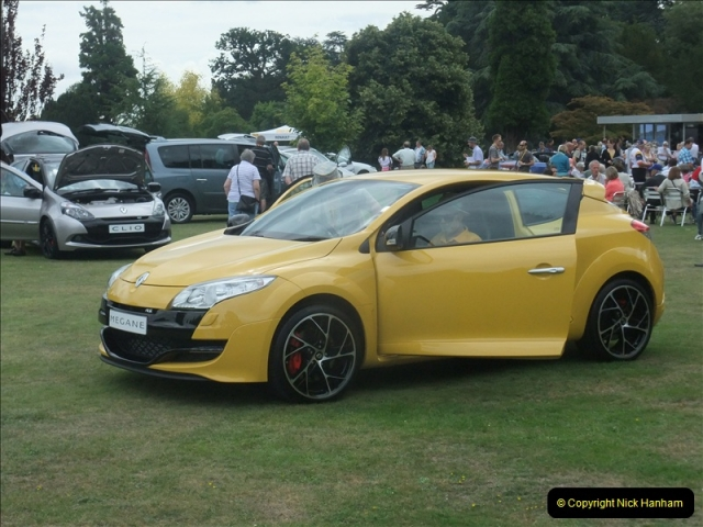 2011-07-24 Renault Cars Event @ Exbury Gardens, Hampshire.  (26)118