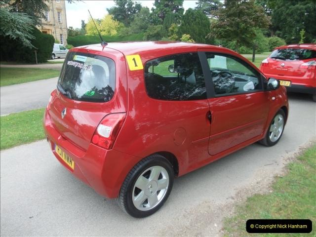 2011-07-24 Renault Cars Event @ Exbury Gardens, Hampshire.  (27)119