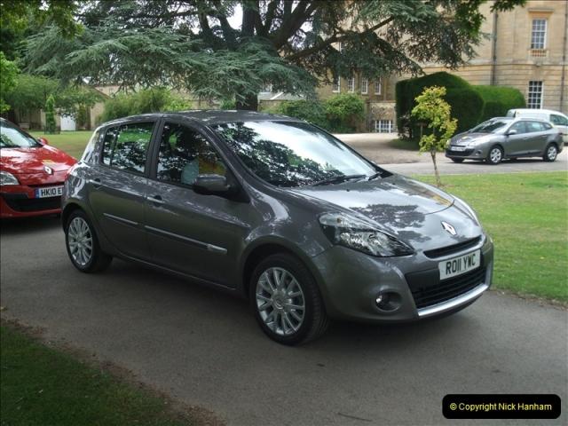 2011-07-24 Renault Cars Event @ Exbury Gardens, Hampshire.  (30)122
