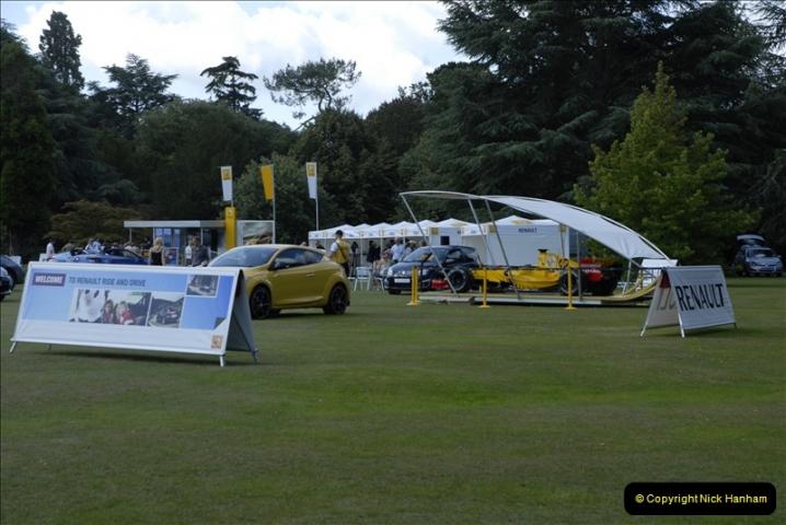 2011-07-24 Renault Cars Event @ Exbury Gardens, Hampshire.  (3)095