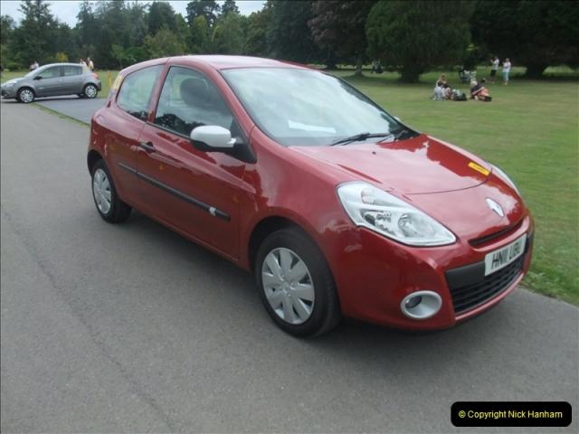 2011-07-24 Renault Cars Event @ Exbury Gardens, Hampshire.  (33)125
