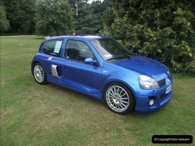 2011-07-24 Renault Cars Event @ Exbury Gardens, Hampshire.  (34)126