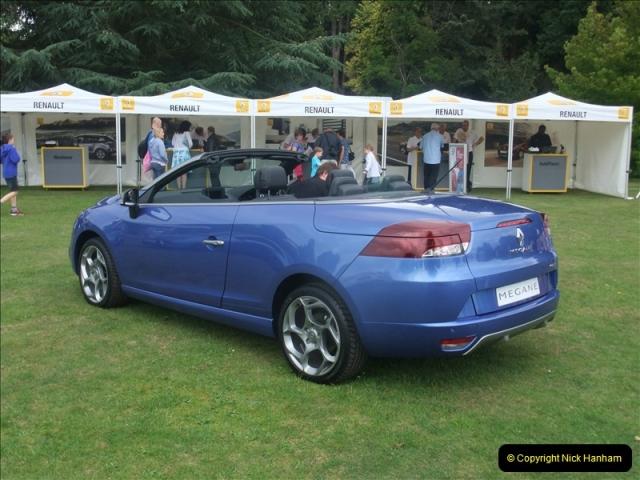 2011-07-24 Renault Cars Event @ Exbury Gardens, Hampshire.  (37)129