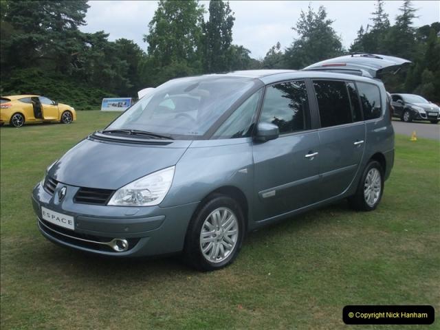 2011-07-24 Renault Cars Event @ Exbury Gardens, Hampshire.  (38)130