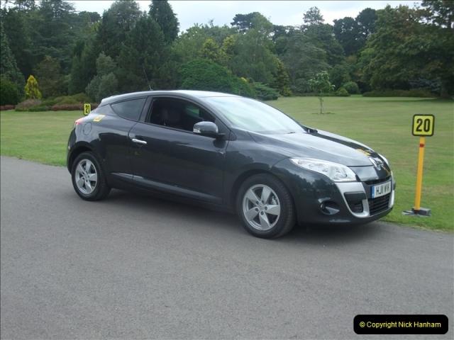2011-07-24 Renault Cars Event @ Exbury Gardens, Hampshire.  (39)131