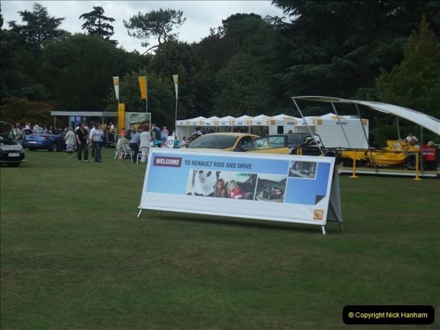 2011-07-24 Renault Cars Event @ Exbury Gardens, Hampshire.  (4)096