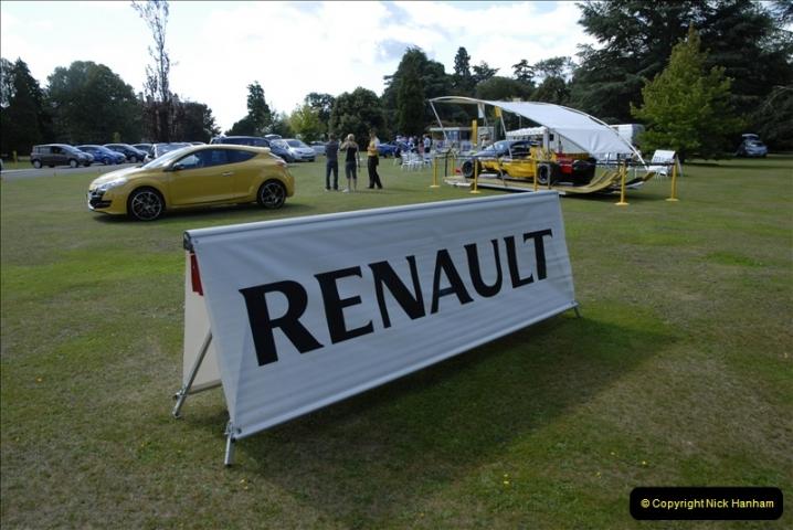 2011-07-24 Renault Cars Event @ Exbury Gardens, Hampshire.  (5)097