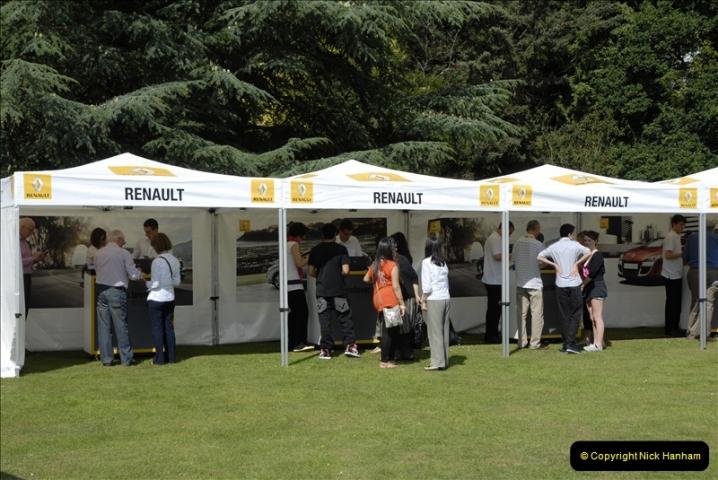 2011-07-24 Renault Cars Event @ Exbury Gardens, Hampshire.  (6)098