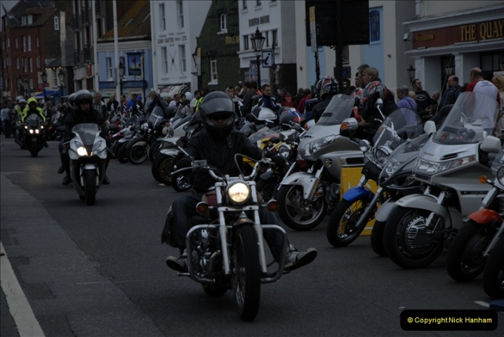 2011-07-26 Bikers Night, Poole Quay, Poole, Dorset.  (22)156