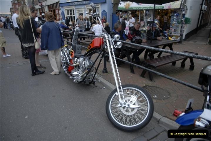 2011-07-26 Bikers Night, Poole Quay, Poole, Dorset.  (30)164