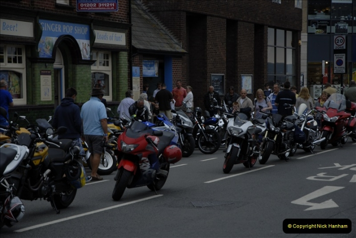 2011-07-26 Bikers Night, Poole Quay, Poole, Dorset.  (3)137