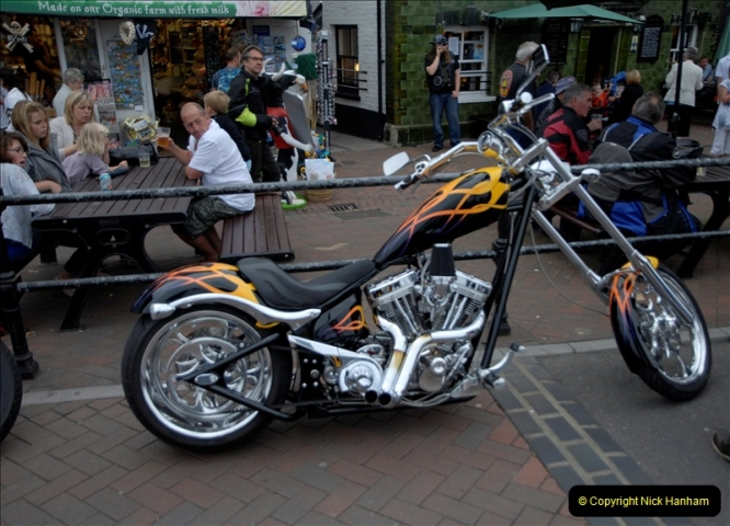 2011-07-26 Bikers Night, Poole Quay, Poole, Dorset.  (32)166