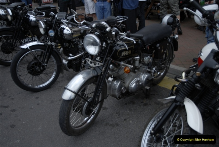 2011-07-26 Bikers Night, Poole Quay, Poole, Dorset.  (35)169