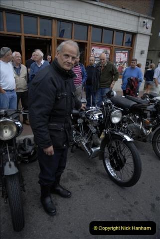 2011-07-26 Bikers Night, Poole Quay, Poole, Dorset.  (39)173