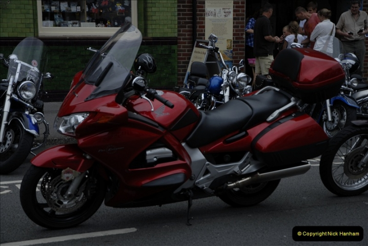 2011-07-26 Bikers Night, Poole Quay, Poole, Dorset.  (5)139