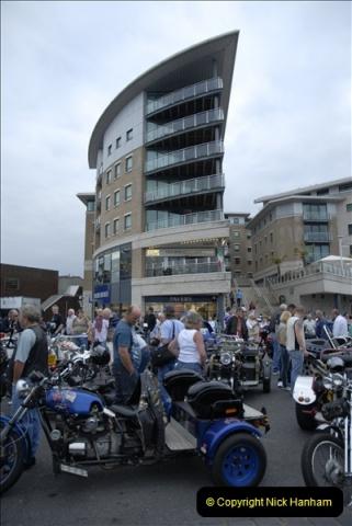 2011-07-26 Bikers Night, Poole Quay, Poole, Dorset.  (58)192
