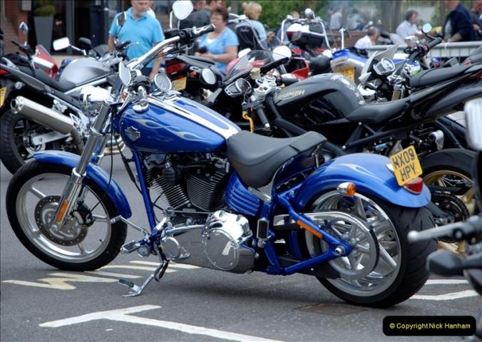 2011-07-26 Bikers Night, Poole Quay, Poole, Dorset.  (68)202
