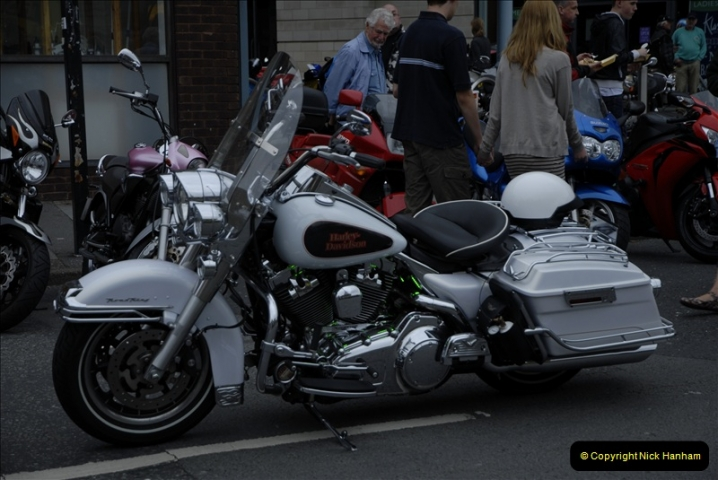 2011-07-26 Bikers Night, Poole Quay, Poole, Dorset.  (7)141