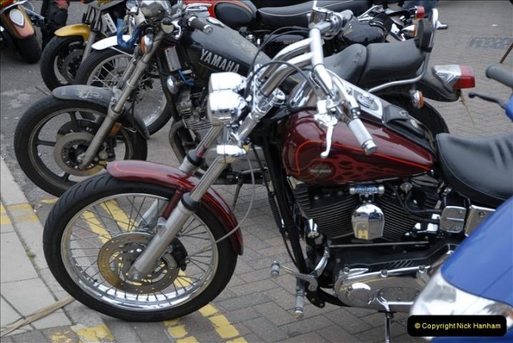 2011-07-26 Bikers Night, Poole Quay, Poole, Dorset.  (72)206
