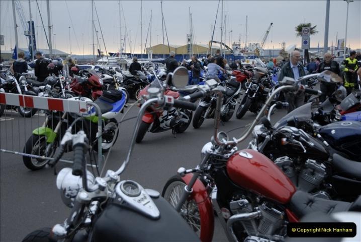2011-07-26 Bikers Night, Poole Quay, Poole, Dorset.  (74)208