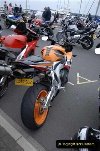 2011-07-26 Bikers Night, Poole Quay, Poole, Dorset.  (77)211