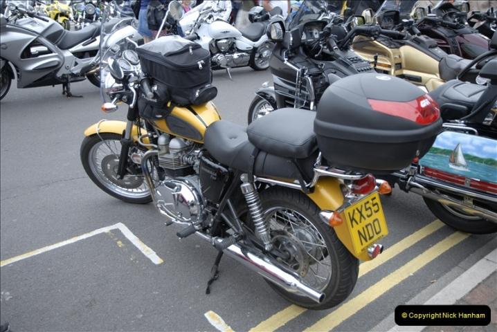 2011-07-26 Bikers Night, Poole Quay, Poole, Dorset.  (78)212