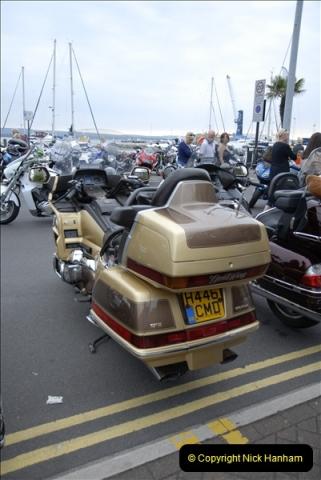 2011-07-26 Bikers Night, Poole Quay, Poole, Dorset.  (81)215