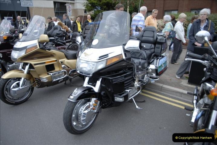2011-07-26 Bikers Night, Poole Quay, Poole, Dorset.  (82)216