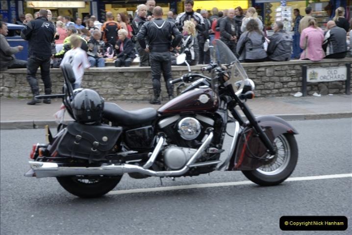 2011-07-26 Bikers Night, Poole Quay, Poole, Dorset.  (94)228
