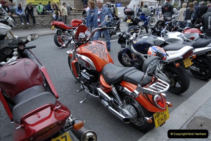 2011-07-26 Bikers Night, Poole Quay, Poole, Dorset.  (96)230