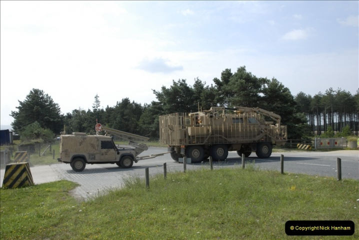 2011-07-27 Bovington Camp and tank range.  (11)252