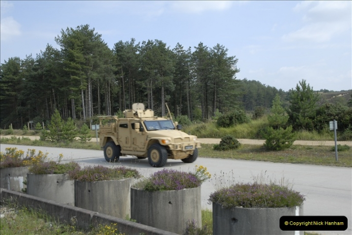 2011-07-27 Bovington Camp and tank range.  (1)242