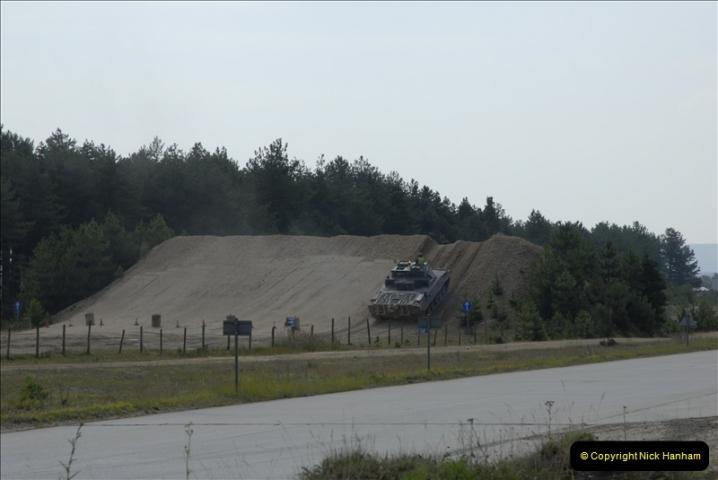 2011-07-27 Bovington Camp and tank range.  (6)247